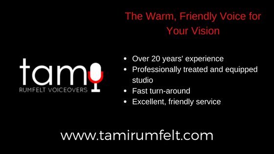 Link to website of Tami Rumfelt
