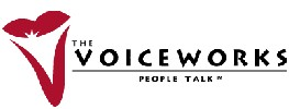 Link to the Voiceworks talent website.